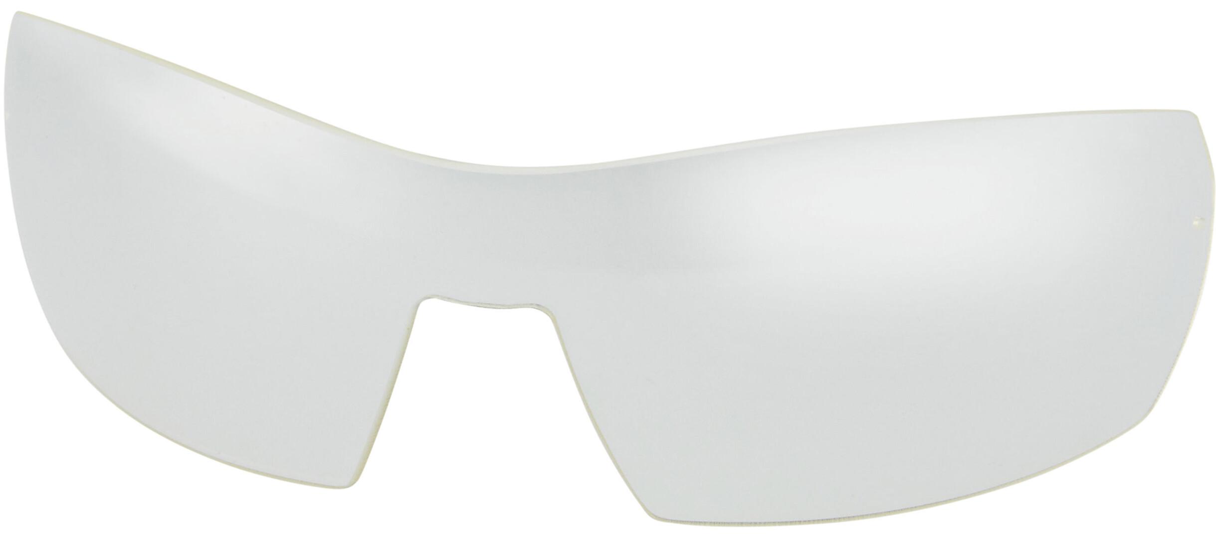 Kask KOO Sonnenbrille inkl. 2 Gläser Superblue und Clear mattschwarz 7eca9a616c